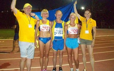 Уславлена тернопільська легкоатлетка Віра Зозуля стала срібною призеркою чемпіонату Європи