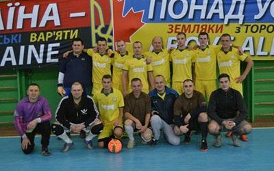 У Тернополі відбувся турнір з міні-футболу