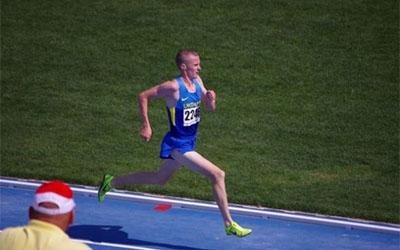 Тернопільські легкоатлети здобули три медалі на чемпіонаті України