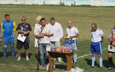 Ювілею Петра Калиняка присвятять ветеранський матч у Підгайцях