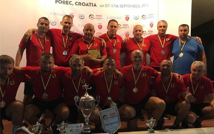 """""""Агрон-Агропродсервіс-Ветеран"""" переміг на турнірі в Хорватії!"""