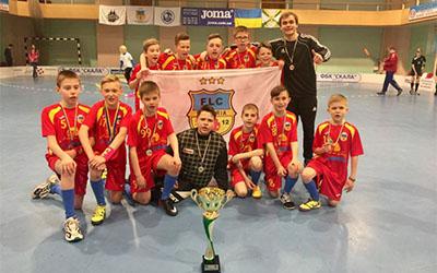 Тернопільські флорболісти виграли Чемпіонат України(ВІДЕО)
