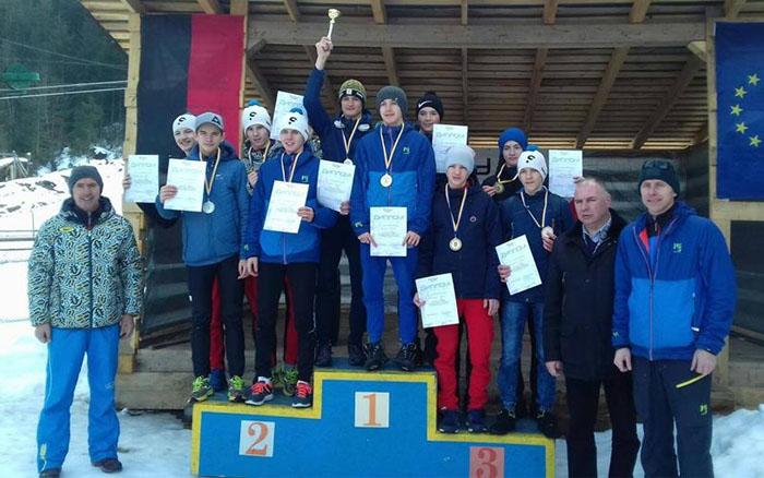 Тернополяни фаворити чемпіонату України зі стрибків на лижах з трампліна та лижного двоборства