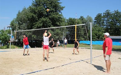 В Тернополі відбудеться третій турнір з пляжного волейболу