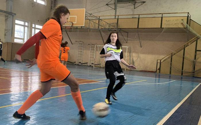 У Бережанах провели фестиваль дівочого футзалу