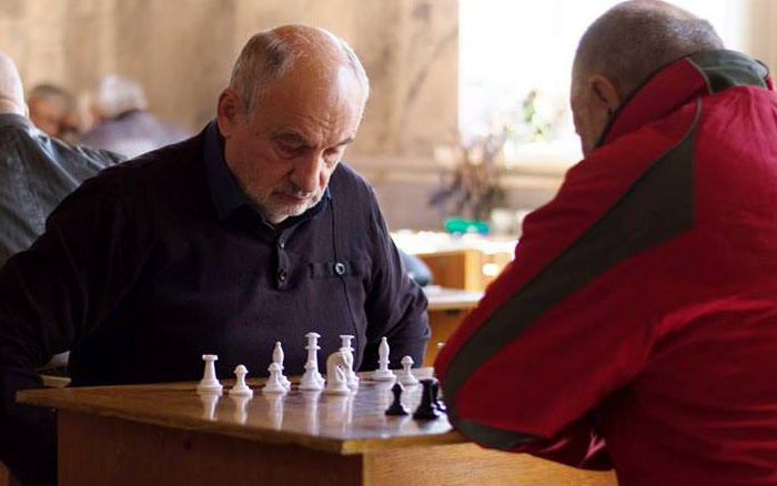 У Тернополі відбувся відкритий обласний турнір з швидких шахів та шашок серед жінок та чоловіків