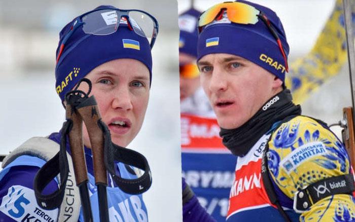 Меркушина та Підгрушна візьмуть участь у першому етапі Кубка світу