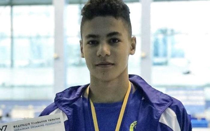 14-річний тернополянин виграв чемпіонат України з плавання