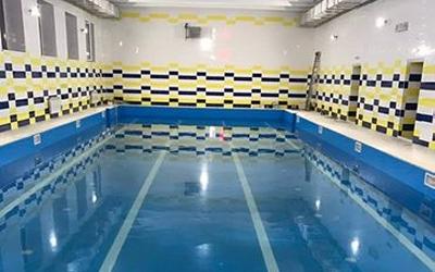 У Козовій до кінця року відкриють сучасний плавальний басейн