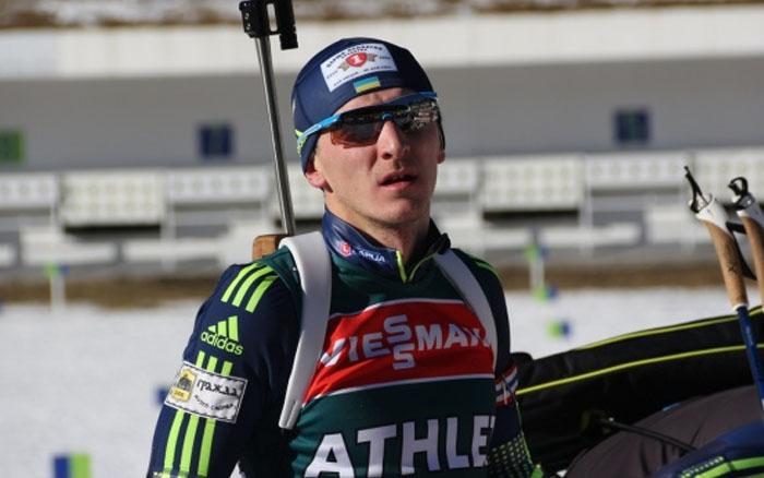 Сьогодні Дмитро Підручний проведе спринтерську гонку у Хохфільцені