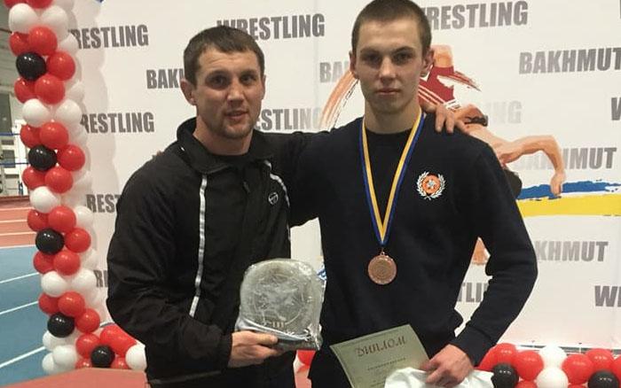 Двоє теребовлянських борців привезли дві нагороди з чемпіонату України(ФОТО)