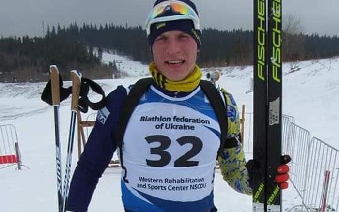 Руслан Бригадир став чемпіоном України серед юніорів