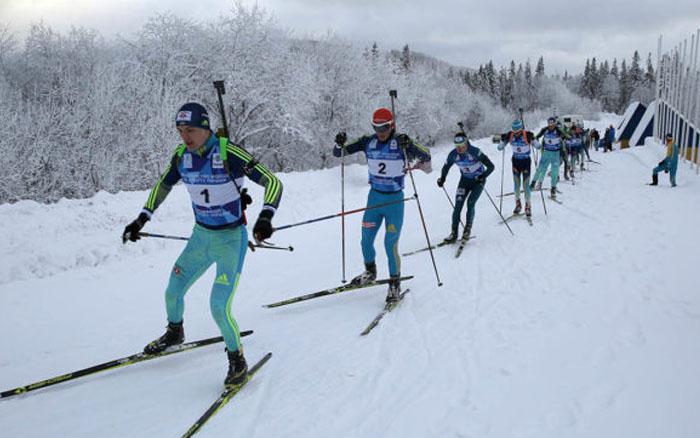 Тернопільські біатлоністи здобули п'ять медалей на чемпіонаті України у Тисовці