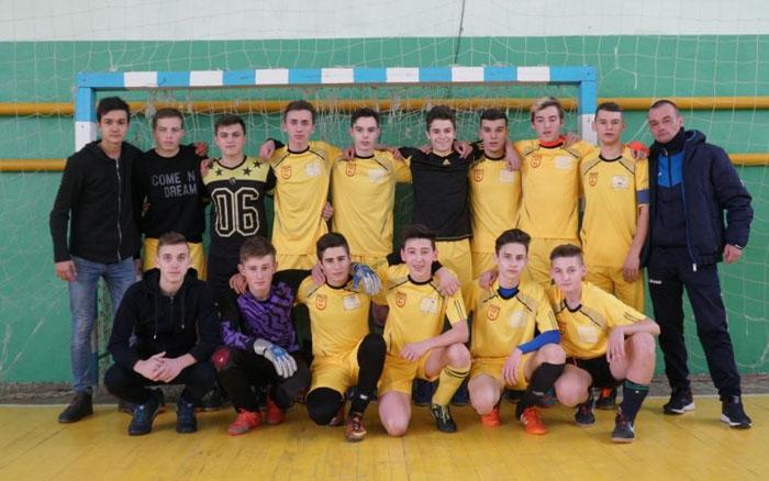 Визначено дату і місце проведення фіналу обласної Дитячо-юнацької футзальної ліги