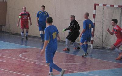 Результати 4-ого туру Другій футзальної ліги Тернопільщини