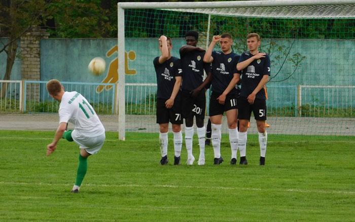 """Теребовлянська """"Нива"""" здобула першу перемогу в сезоні-2019"""