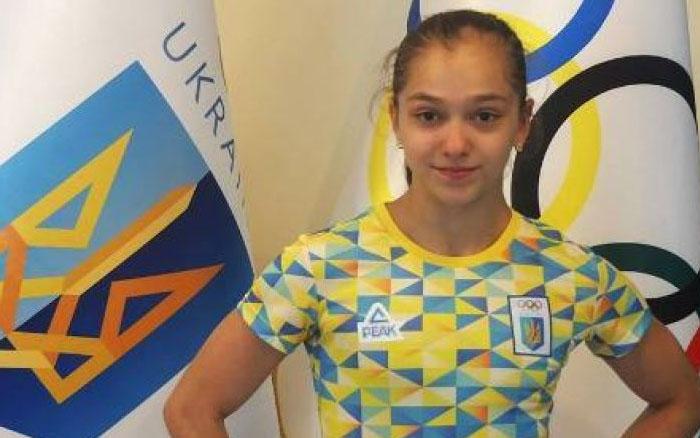 Анастасія Бачинська здобула перемогу на Всеукраїнській гімназіаді зі спортивної гімнастики