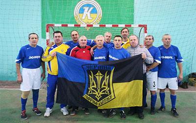 Тернопільські ветерани здобули бронзу на першості України
