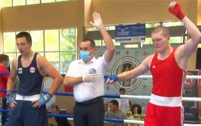 Тернопільські боксери — одні з кращих на чемпіонаті України серед молоді