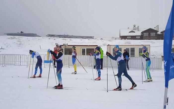Юні тернопільські лижники здобули перемогу на змаганнях у Яворові