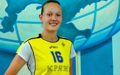 Волейболістка Галичанки гратиме у Вінниці