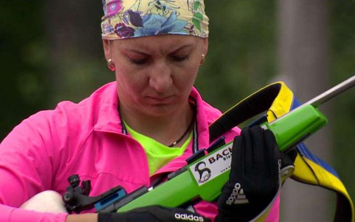 Олена Підгрушна фінішувала другою у спринті на Кубку Швейцарії