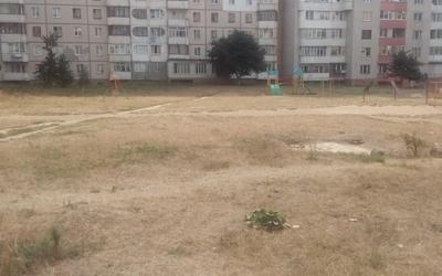 Тернополянам відмовили в облаштуванні футбольного майданчика