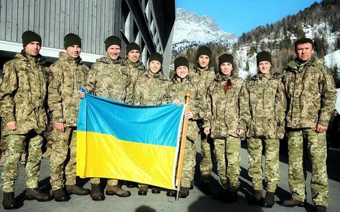Марiя Кручова у ТОП-3 на Чемпіонаті світу з лижних видів спорту серед військових