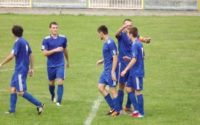 Чемпіонат області з футболу. Огляд матчів 5-го туру