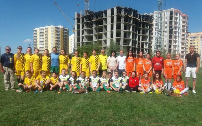 У Тернополі провели Фестиваль жіночого футболу