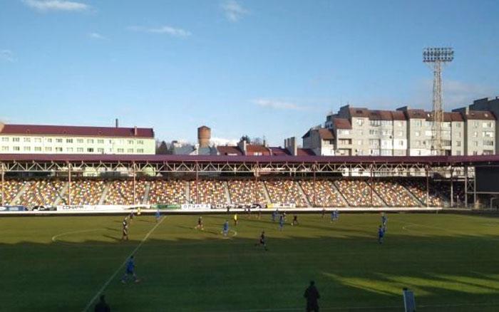 Футболісти з ТНЕУ здобули першу перемогу у студентській лізі