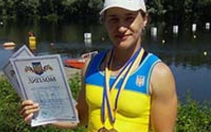 Тетяна Єднак стала віце-чемпіонкою України