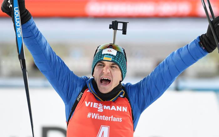 """Підручний завоював """"золото"""" у спринті відкритого чемпіонату Швеції"""