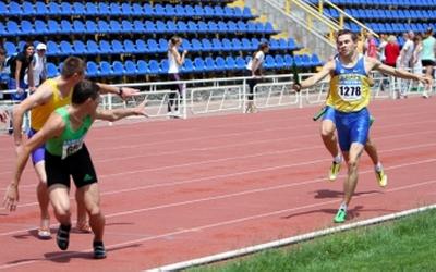 У тернополян — золото чемпіонату України з легкої атлетики