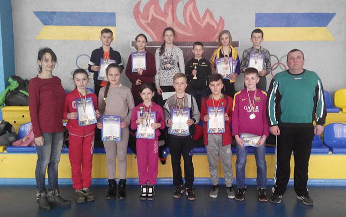 Зборівські легко атлети привезли ряд нагород з Всеукраїнського турніру