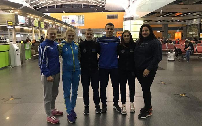 Шість студентів ТНЕУ відбправили на Чемпіонату світу з боротьби самбо в Ташкент