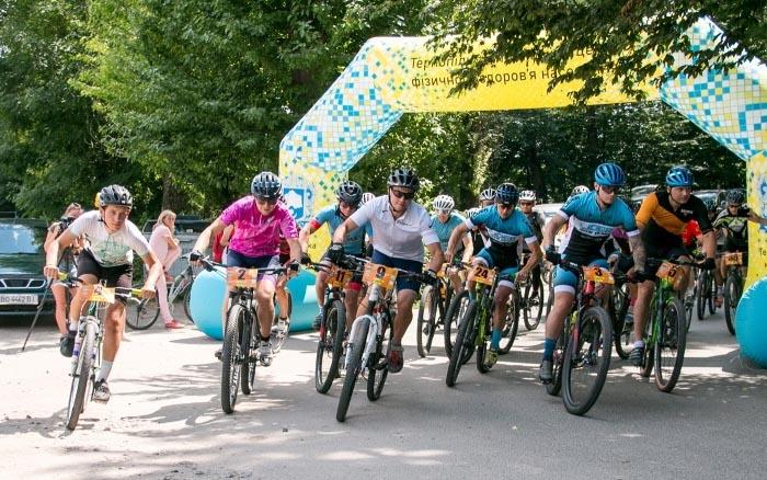 """У Тернополі відбулися змагання з велосипедного спорту крос-кантрі """"Lemon race-2"""""""