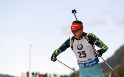 Тернополяни невдало розпочали другий етап Кубка світу з біатлону