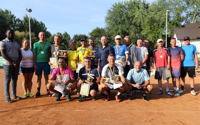 У Тернополі вперше відбувся Міжнародний тенісний турнір