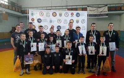 У здобутках збаражан — 13 медалей і звання кращого тренера