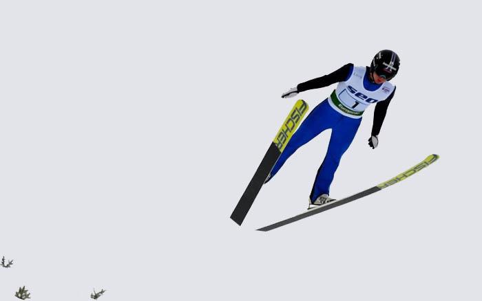 Дмитро Мазурчук потрапив в ТОП-20 Континентального Кубка з лижного двоборства