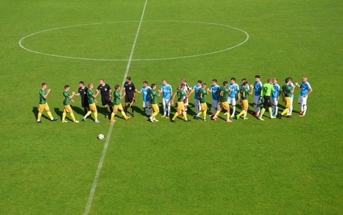 """Тернопільська """"Нива"""" зіграла в нічию з командою Першої ліги"""