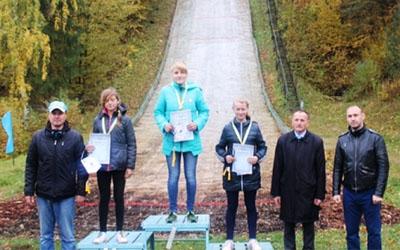 В Кременці пройшов чемпіонат області із стрибків з трампліна