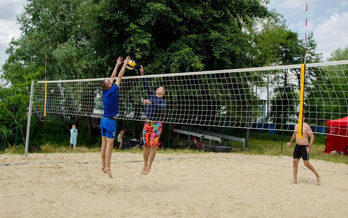 В Тернополі відбувся турнір з пляжного волейболу