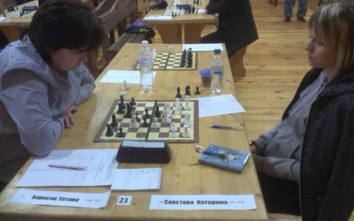 Тернополяни змагались на чемпіонаті України з шахів у Рівному