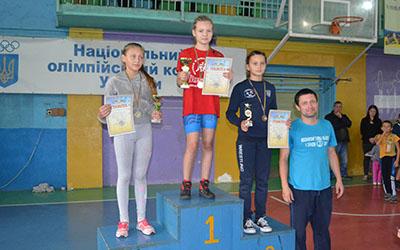 Тернополянка Катерина Кондратенко стала чемпіонкою серед дівчат ІХ Міжнародного турніру зі спортивної боротьби