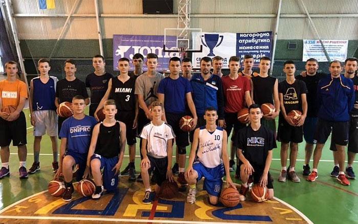 Два юних чортківських баскетболісти – у збірній України!