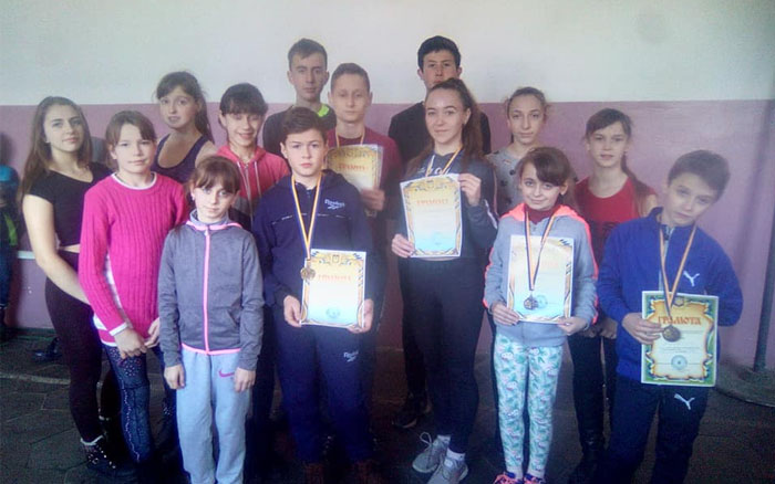 У Тернополі змагались близько двохсот юних легкоатлетів