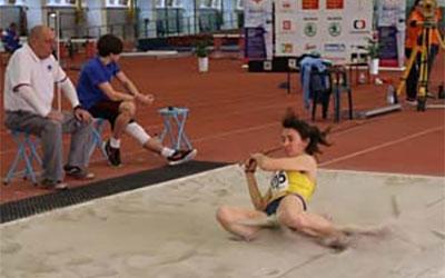 Ольги Зазуляк здобула срібло і бронзу чемпіонату Європи з легкої атлетики