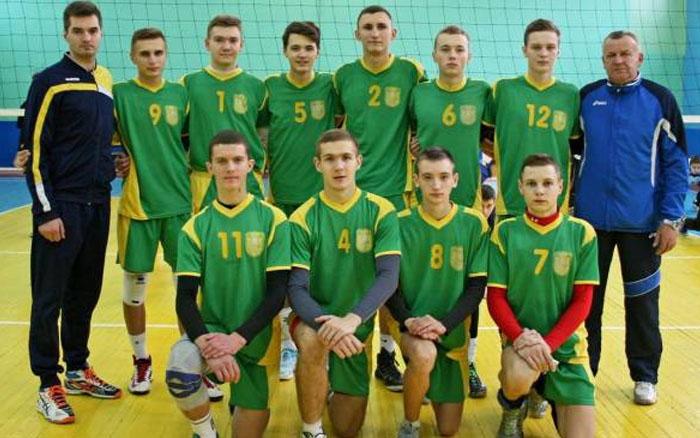 """Тернополяни – у лідерах волейбольної """"Дитячої ліги"""""""